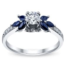 Designer $2000 - $2499 Engagement Rings at Robbins Brothers OH MY GOD I WANT THIS