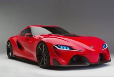 2015 Toyota FT-1 Price, Specs, Concept