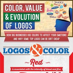 On the Creative Market Blog - 10 Brilliant Color Psychology Infographics