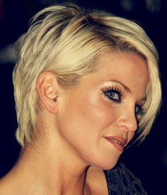 Trendy Short Cuts - #NewTrendyShortHairstyles, #ShortLayeredTrendyHaircuts, #ShortTrendyBobHairstyles, #TrendyShortHairstyleThickHair When you are ready to cut your hair, the right thing to do would be to choose a style first and then go to the stylist. If you just decide that you want a change and you do not know exactly how you want your hair to look, you might end up disappointed in the end. You just might not like the...