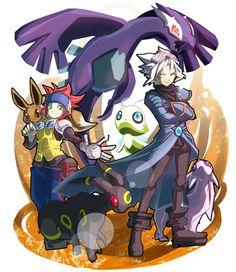 Pokemon colosseum XD