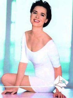 Isabella Rossellini for Lancome