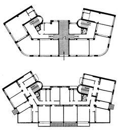 Terragni_Milan_Casa_Ghiringhelli_Plan