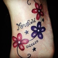 Brittany's Tattoo 8)