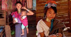 泰國北部的清邁,是泰國第2大城,除了是泰北的政經中心,還有許多樹林及古城,人文氣息濃厚,是許多遊客必遊的地點。而當地高山上長久以來住著一群少數民族,仍保留一些古老的風俗習慣,最特別的是他們會在脖子套上一圈一圈的金屬環,使脖子大幅拉長。讓人難以置信的是,他們一生當中只有三次機會可以取下!你可能會對這