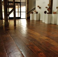 antique hardwood floors | Antique Tobacco Pine, Restoration Face