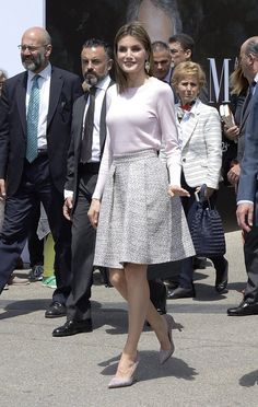 Queen Letizia's Best Outfits in 2016 | POPSUGAR Latina