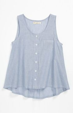 Tucker + Tate 'Jennifer' Tank Top (Big Girls) available at Nordstrom