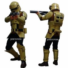 Star Wars Rogue One shoretrooper Lot Loose complet
