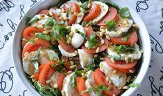 Caprese salade (tomaat/mozarella) - Betty's Kitchen