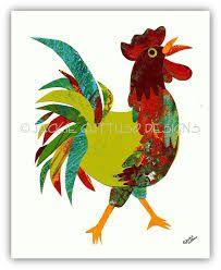 Image result for rooster art for kids