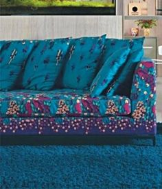 I could want this couch.