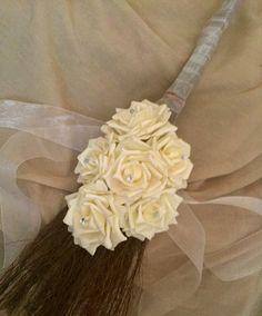 e6a56447c278 Wedding Jumping Broom. Alisha Kuhn · Wedding day bliss