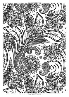 The Creative Colouring Book for Grown-ups (Crafts): Amazon.co.uk: Various Authors: Books