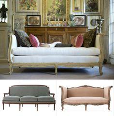 Sitting Pretty Antique Interiorantique Furniturebaton Rouge