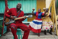 The Garifuna – an Iconic #Belizean Culture!