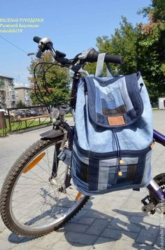 Unique Handbags, Purses And Handbags, Mochila Jeans, Diy Bags Patterns, Denim Crafts, Fabric Purses, Denim Patchwork, Recycled Denim, Best Bags