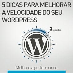 5 dicas para melhorar a velocidade do seu WordPress http://www.upx.com.br/5-dicas-para-melhorar-velocidade-seu-wordpress/#.U0gpbuZdXVQ