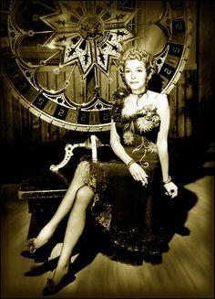Lady Marlene Dietrich