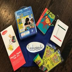 Uppercase Muscle Mover Fun Kit Our Uppercase Muscle Mover FUN Kits include: • Fundanoodle's Uppercase Muscle Mover Cards and dry erase pen • Wikki Stix • Play Doh • Easy instructions for hands-on learning fun! • All in a zippered Fundanoodle tote for storage for just $26.99