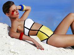 mondrian-swimwear-collection