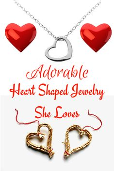 Find a heart shaped jewelry set that she would love and cherish and find super adorable. Unique Valentines Day Gifts, Unique Mothers Day Gifts, Mother Day Gifts, Happy Mothers Day, Best Wedding Gifts, Best Gifts, Top Gifts, Gifts For Coworkers, Gifts For Kids