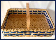 BASKET PATTERN by BrightExpectations