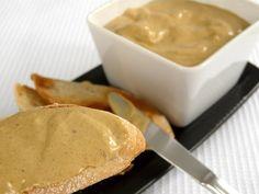 receta de pate de mejillones
