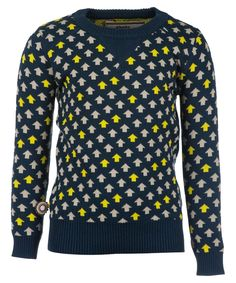 4FunkyFlavours super cool sweater with arrows. 4funkyflavours.en.emilea.be