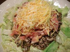 Medifast Lean & Green  Taco Salad