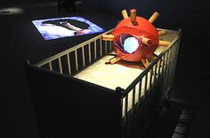 . Computer Kunst, Pipilotti Rist, Toy Chest, Sculpture, Storage, Toys, Collection, Home Decor, Art
