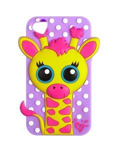 Silicone Giraffe Tech Case 4   Girls Tech Accessories Room, Tech & Toys   Shop Justice