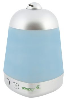 GreenAir SpaVapor+ Instant Wellness Under $25 and will add so much to her space!  150ml Essential Oil Diffuser for Aromatherapy