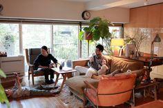 相場 正一郎さん 『緑と家族愛に包まれた、心地よくつながる暮らし』 / INTERVIEWS / LIFECYCLING -IDEE-