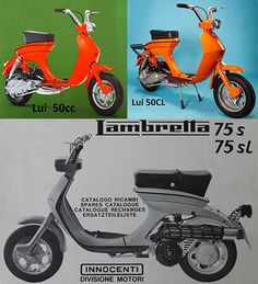 Lui Innocenti Lambretta Scooter, Vespa, Vintage Italy, Vintage Ads, Scooters, Motocross, Cars And Motorcycles, Postcards, Concept