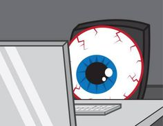 How many hours a day do you spend staring at a screen? Blue light emission from devices is harmful. Reduce digital eye strain with these five tips.