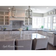Stylehouseinteriors kitchen love it!