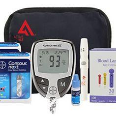 active1st Bayer Contour Next Complete Diabetes Testing Kit