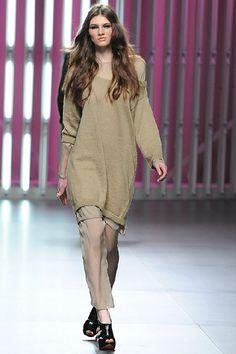 Colmillo de Morsa - FW11 La Costilla de Adán - Mercedes Benz Fashion Week Madrid