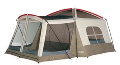 Wenzel-Klondike-LARGE-8-Person-Family-Cabin-Dome-Camping-Tent-Hunting-Fishing