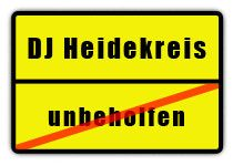 Der mobile, freundliche Discjockey für den Heidekreis, Soltau, Bad Fallingbostel, Walsrode und die gesamte Region in Niedersachsen