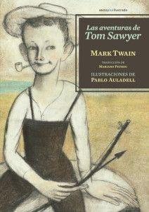 El clàssic de Marc Twain il·lustrat per Pablo Auladell