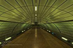 time tunnel by Kara-Fotografie