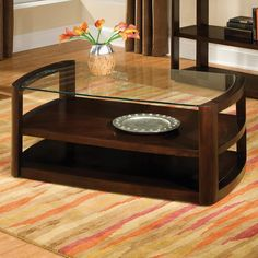 Have to have it. Standard Furniture 5th Avenue Cocktail Table with Casters - $233.1 @hayneedle