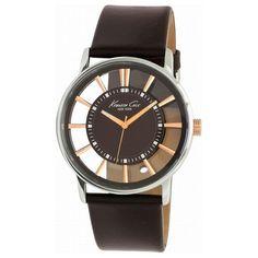 Kenneth Cole IKC1781 is een stijlvol en strak horloge voor de moderne vrouw. Bestel hier voordelig alle horloges van Kenneth Cole - New York!