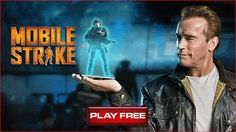 Free Stuff and Gift Cards:Reach level 5 on Mobile Strike to Unlock Bonus