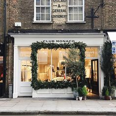 Excellent 34 Beautiful Storefronts Around The World Design Sponge on Exterior Design Pictures Of Shop Front Ideas Design Garage, Shop Front Design, Exterior Design, Hanger Steak, Design Café, Sign Design, Design Ideas, Store Design, Memphis