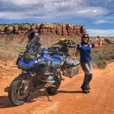 When she says go faster I say yes maam! #klimwomen #Clearwaterlights #KlimLife #RideConnected #Karoo3 #Rideandshare #makelifearide #2uptogether #life #adventure #motorcycle #dualsport #moto #motorrad #motocross #dualsportlife #adventuretravel #overland #freedom #wanderlust #braap #biker #adventurebike #motociclismo #mototerapia #bikestagram #bikesofinstagram #instamotogallery #instamotorcycle #advrider We believe adventure is best shared with the one you love. Our hope is that we inspire…