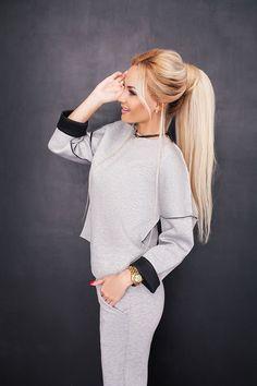 """Стильный костюм серого цвета: продажа, цена в Одессе. костюмы женские от """"Интернет-магазин стильной одежды """"x04y"""""""" - 476656561"""