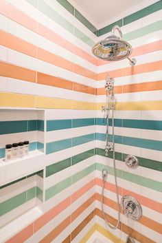 Craftsman Bathroom, Fireclay Tile, Design Case, Bathroom Inspiration, My Dream Home, House Colors, Tiny House, Sweet Home, New Homes